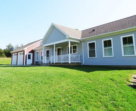 Ranch modular home 28 x 60 village homes for Modular farmhouse