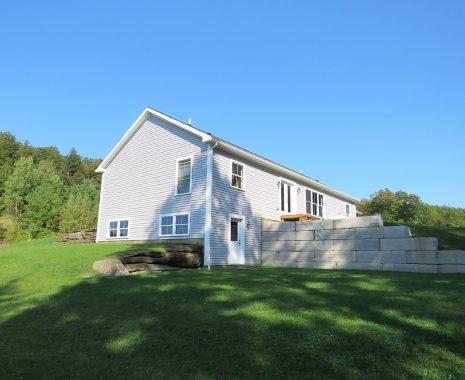 Ranch modular home 28 x 60 village homes for Prefab modern farmhouse