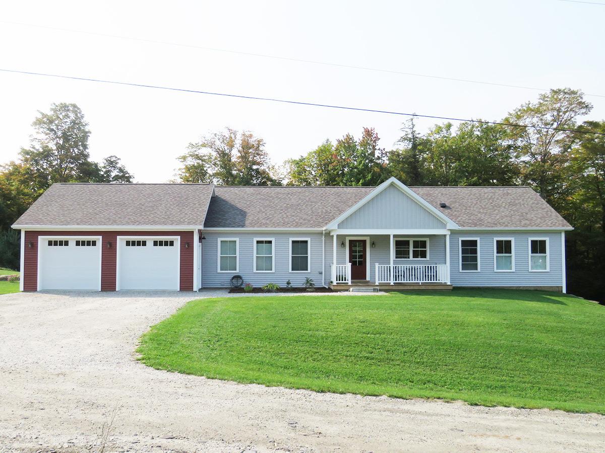 Modern Farmhouse Ranch Modular Home 28 X 60 Village Homes