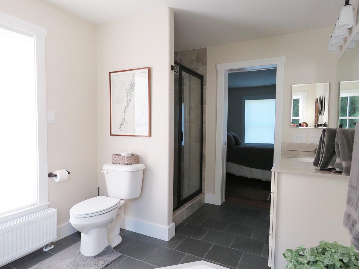Farmhouse Master Bathroom Tile