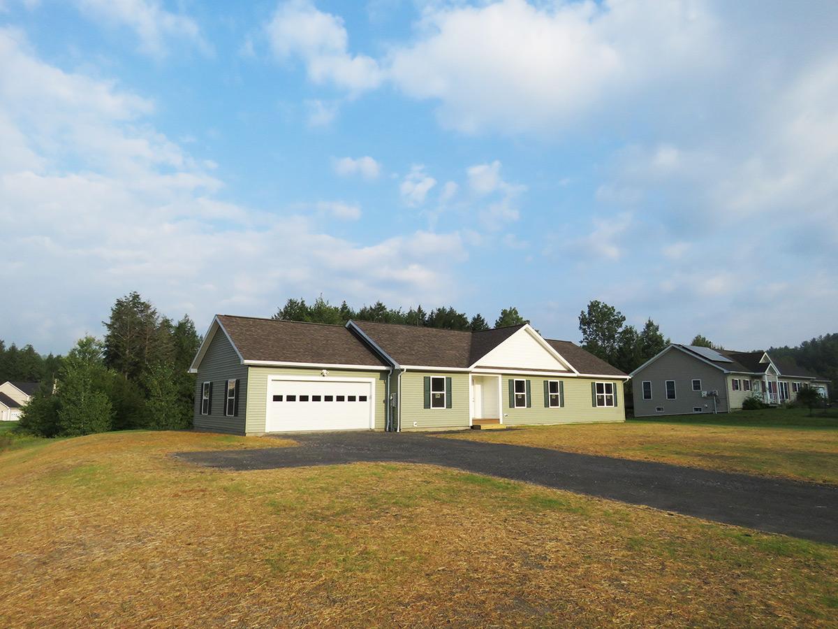 Ranch Modular Home 28 X 58 Village Homes