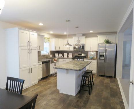 Richmond, Ranch Modular Home, Kitchen