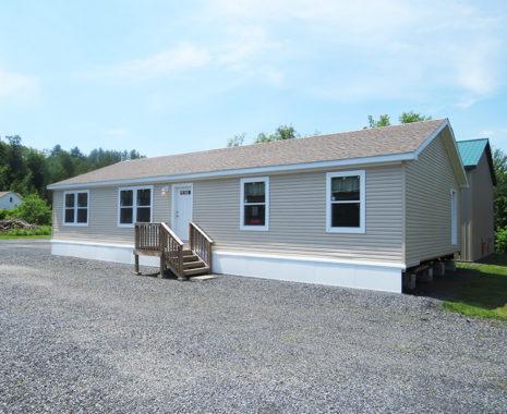 1-Royalton, Ranch Modular Home, Exterior